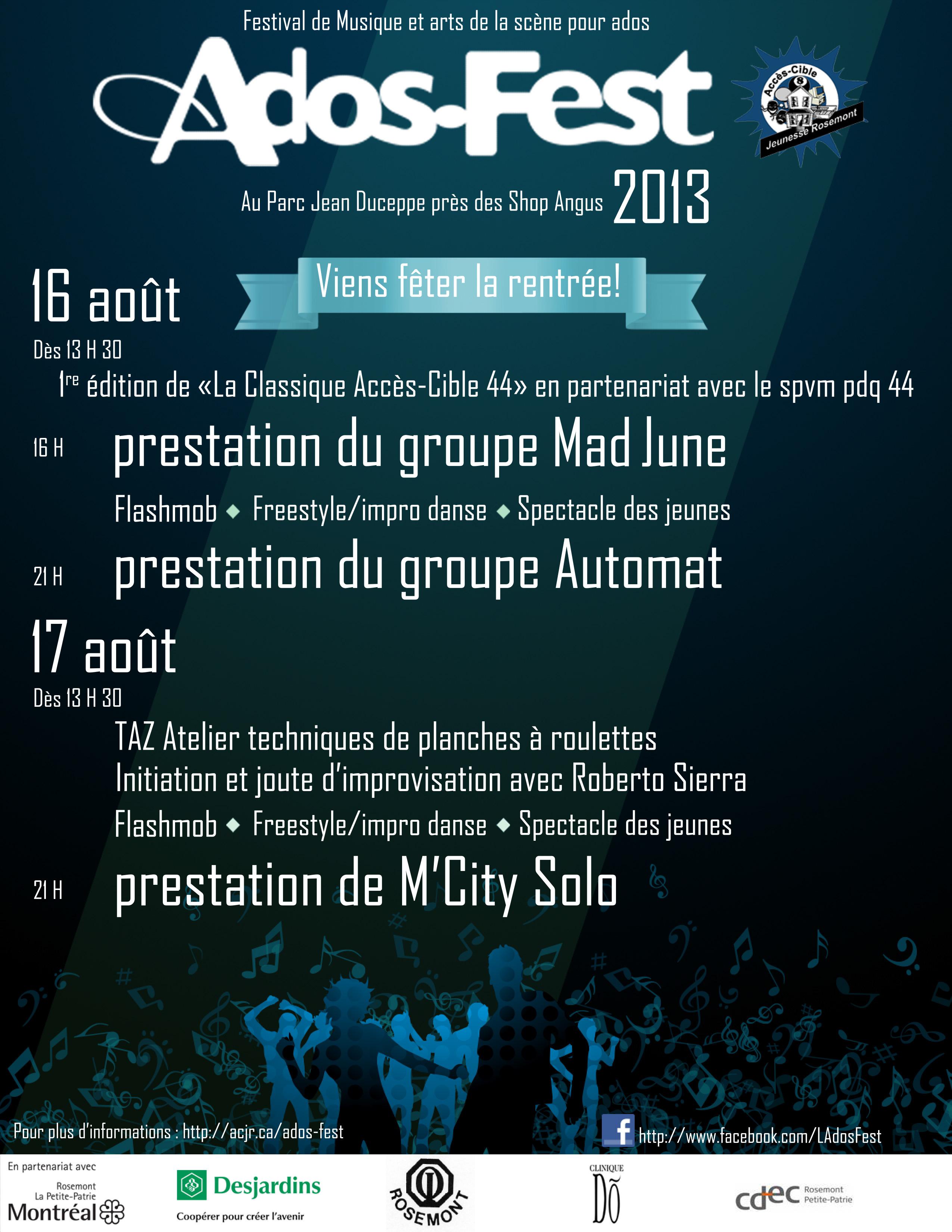 POSTER ADOS-FEST 2013